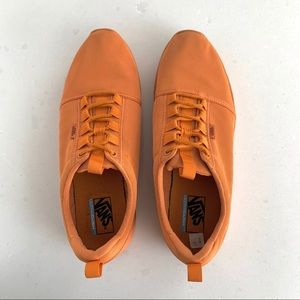 Vans Shoes - Vans Toned Iso Sport Orange Ultracush Size 13